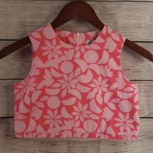 Lilly Pulitzer Pink Citrus Top